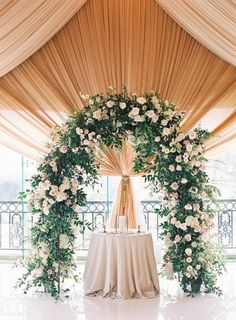 An Intimate Peach & Blush Ballroom Wedding at The London West Hollywood in 2020 Parisian Wedding Theme, Vintage Wedding Theme, Paris Wedding, Floral Wedding, Summer Wedding, Wedding Flowers, Garden Wedding, Engagement Decorations, Wedding Reception Decorations
