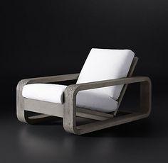 St. Barts Oak Fabric Collection | RH Modern