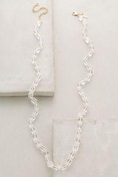 Lele Sadoughi Garden Light Necklace