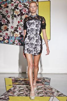 Brood Spring 2013 Ready-to-Wear Collection Slideshow on Style.com