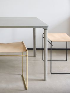 """hand-crafted and naturally tanned leather seat stools 