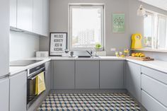 delightful Kitchen Design Ideas You'll want to Steal. Smart Kitchen, Simple Interior, Modern Kitchen Design, Kitchen Lighting, Kitchen Decor, Sweet Home, Kitchen Cabinets, House, Furniture