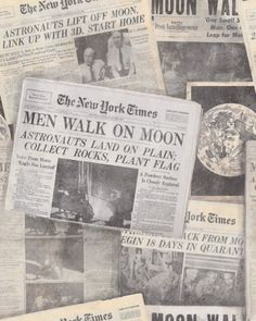 Man On The Moon Wallpaper - Sample