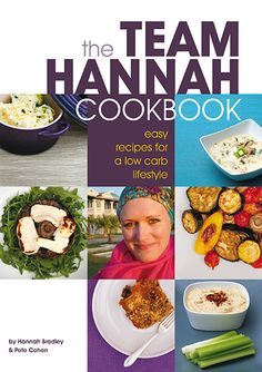 The Team Hannah Cookbook  http://www.teamhannah.com/hannahs-cookbook/#