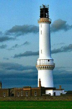 Girdleness Lighthouse, Aberdeenshire