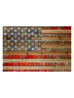 American Dream by Parvez Taj (Wood)