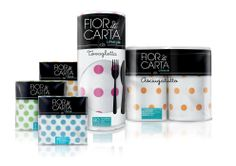 Fior di Carta a brand new tissue product line matching high quality materials and fashion design #futurebrand