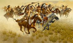 <i>The Rehearsal</i> <br>signed and dated 'McCarthy CA ©1990' (lower left), titled, inscribed and dated '©1990 by Frank McCarthy' (on the reverse)<br>oil on canvas<br><i>24 x 40in</i><br>overall: 34 x 50in<br>Painted in 1990