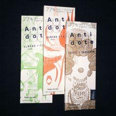 Antidote artisan chocolate bars, please! Fair Trade Chocolate, Chocolate Company, Artisan Chocolate, Organic Chocolate, Chocolate Bars, Chocolate Crafts, Take My Money, Tech Accessories, Packaging Design