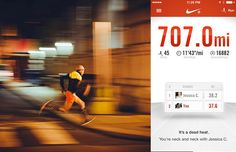 Nike+ Running - 10 Apps That Will Improve Your Life Right Now | Complex