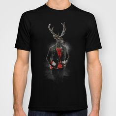 Blizzard Deer T-shirt