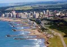 Miramar, a 45 kilómetros de Mar del Plata