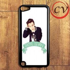 Troy Sivan Poster iPod 5 Case