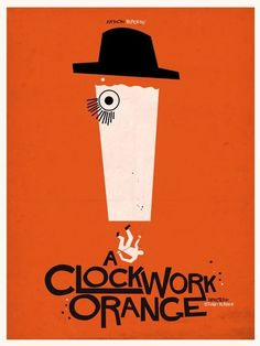 A Clockwork Orange - saul bass - Pesquisa Google