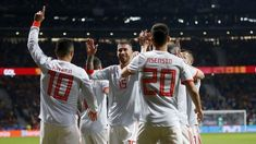 Spain 6 v Argentina 1 – story of the match #News #Argentina #Football #InternationalMatch #Soccer