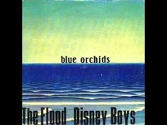 BLUE ORCHIDS the flood 1980