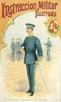 Cazadores de Treviño nº 26 1923