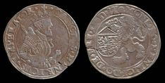 Dutch coin from 1560