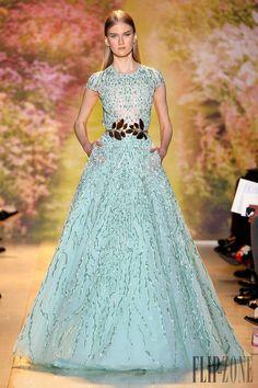 Zuhair Murad - Alta Costura - Official pictures, P-V 2014 - http://es.flip-zone.com/fashion/couture-1/fashion-houses/zuhair-murad-4463