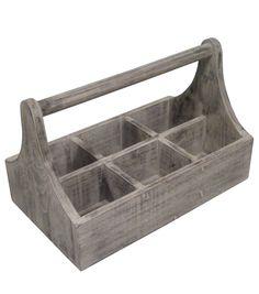 Garden Planters Tool for art / school supplies Wooden Tool Caddy, Wood Tool Box, Wooden Tool Boxes, Wood Tools, Homework Caddy, Homework Area, Wooden Garden, Craft Organization, Organizing