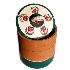 GAIA Clay Sprouter is ideal for sprouting, germinating and growing plant shoots and micro-greens. Mallard, Growing Plants, Gaia, Cooking Timer, Sprouts, Seeds, Clay, Ceramics