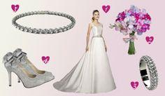 Vestido de Villais 2014 - http://www.bodas.net/articulos/look-de-novia-primavera-glitter--c2261