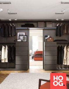 Luxe kledingkamer op maat