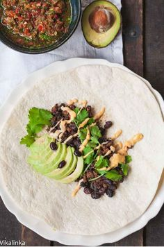 Chipotle Beef and Black Bean Burrito with Fresh Salsa | 25 Delicious Dinners You Can Make With Ground Beef Or Turkey