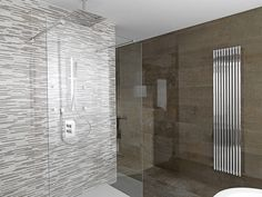 100% comfortable bathrooms with radiators and towel radiators by Noken. Practical, functional & attractive spaces