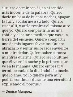 #frases de #amor by victoria #Frasesdeamorparael