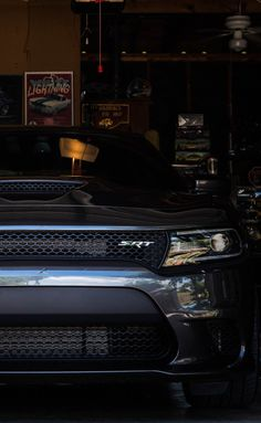 2015 Dodge Charger SRT Hellcat by Mike Fassetta