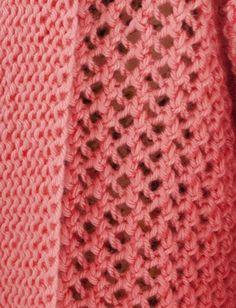 Yarnspirations.com - Caron Bright and Breezy Kimono - Patterns  | Yarnspirations