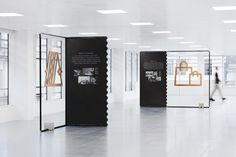 Exhibition design for St James Market by dn&co. - Exhibition design for St James Market by dn&co. Museum Exhibition Design, Exhibition Display, Exhibition Space, Corporate Design, Retail Design, Environmental Graphic Design, Environmental Graphics, Museum Displays, Property Design