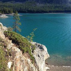 Un poco mas de #caminar hasta que duela #lakes #banff #Canadá #iphone5 #pics #joakomendonca http://ift.tt/1Mu8ciD