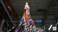 Hermès visits its silk mill for theatrical behind-the-scenes peek