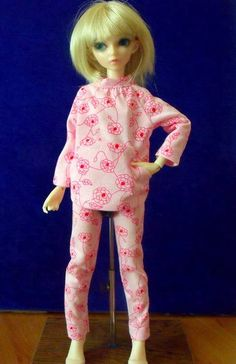 BJD clothes MSD PAJAMAS Free shipping  14.8.2017 End of sale