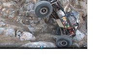 Old buggy, first King of the Hammers race for us.