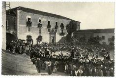 Capea en la plaza (años 30)