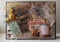 Let's do.... Coffee gemaakt door Christa Mulder