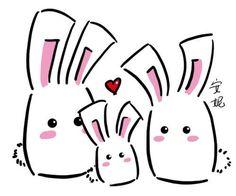 anime bunny - Google Search