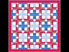 How to Make a Quilt - Box Quilt Pattern Video