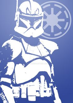 Captain Rex by RexyB on DeviantArt