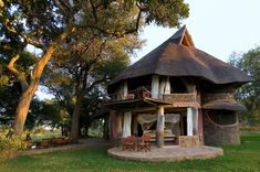 Stunning private safari house in Luangwa Valley Wine Safari, Luxury Homes Dream Houses, Thatched Roof, Luxury Camping, African Safari, Cozy House, Lodges, Adventure Travel, Gazebo