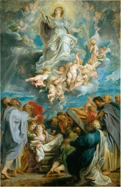 The Solemnity of the Assumption of Mary – August 15 #pinterest #assumption In the light of the Assumption of Mary, it is easy to pray her Magnificat (Luke 1:46–55) with new meaning. In her glory she proclaims the greatness of the Lord and finds joy in God her saviour. God has done marvels to her..........