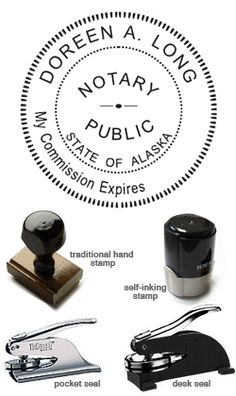 Simply Stamps Line Of Notary Public Seals And Embossers Are Designed To Meet Individual State Requirements For Official