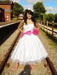 Perfect Rockabilly Wedding Dress