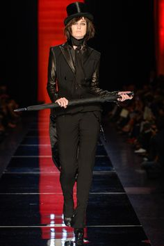 Hello, tailor.: Jean Paul Gaultier Couture: Dandies, Decadence, and George Sand.