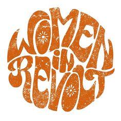 PONY GOLD / ILLUSTRATION / WOMEN IN REVOLT / FEMINISM