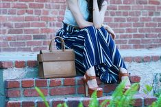 MUST HAVE SUMMER STAPLE | Nouvelle Chic Bucket Bag, Must Haves, Chic, Summer, Fashion, Baby Born, Elegant, Summer Time, Moda