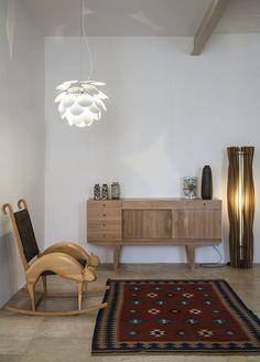SIDEBOX Sideboard designed by Bruno Serrão for #WEWOOD at #Patriainteriores #design #store #sideboard #sideboad #solid #wood #oak #walnut #joinery #lisbon #portugal